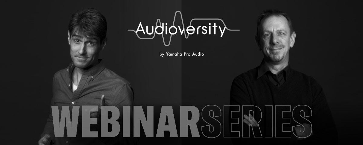 Yamaha's New Audioversity Webinar Series Offers Fresh ...