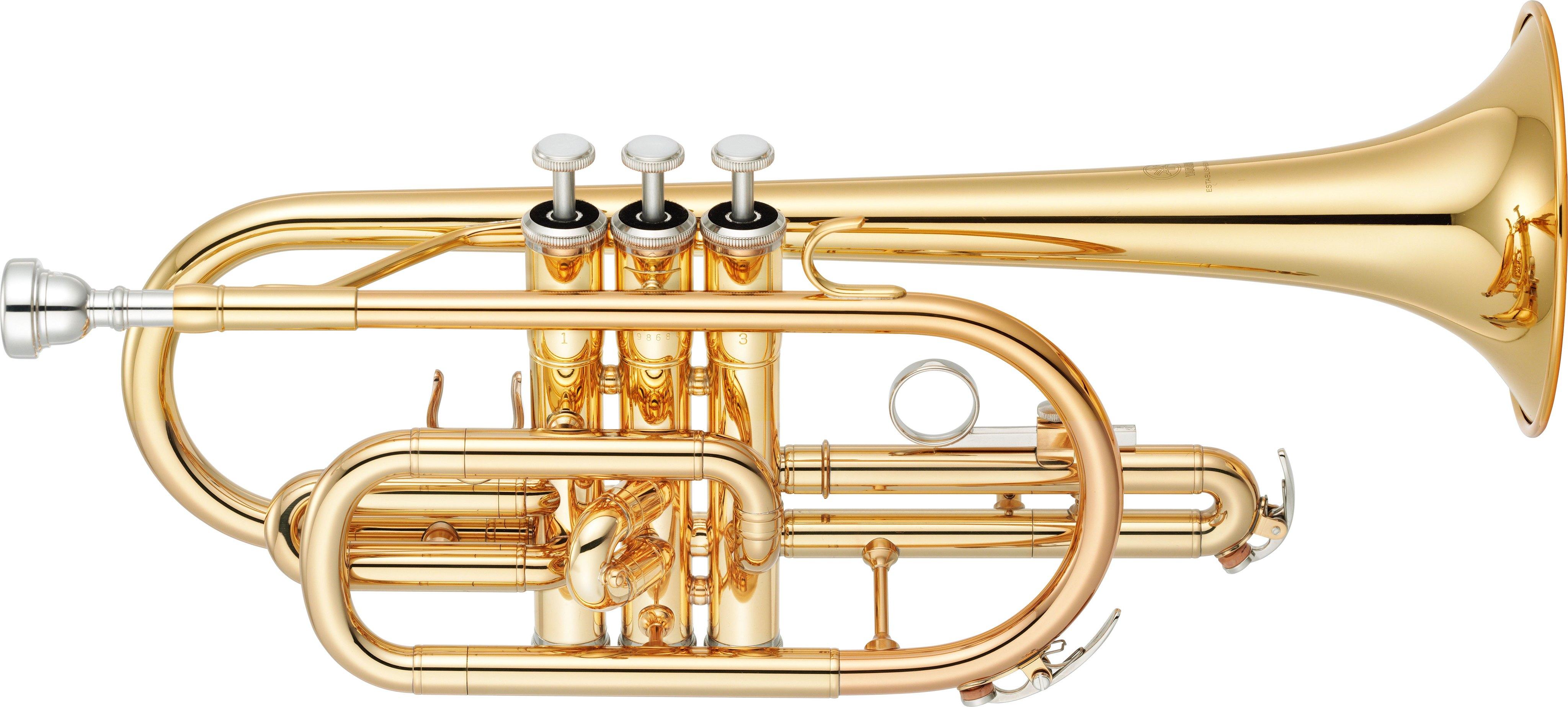 Ycr-2310iii - Oversikt - Kornetter - Messing  U0026 Trebl U00e5s - Musikkinstrumenter - Produkter