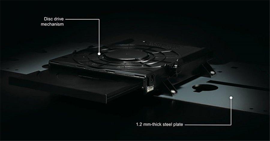 Yamaha BD-A1060 Blu-ray spiller