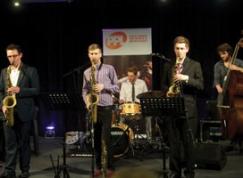Innovative Jazz Scholars Programme