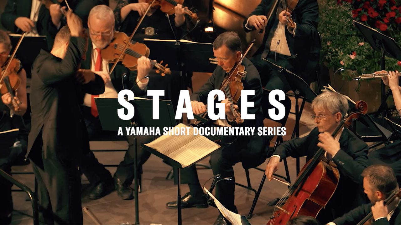 STAGES: A Yamaha short documentary series